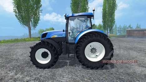 New Holland T7030 for Farming Simulator 2015