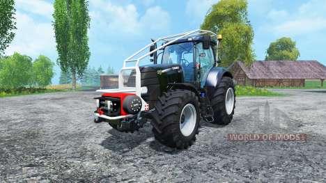 Case IH Puma CVX 160 Forest for Farming Simulator 2015