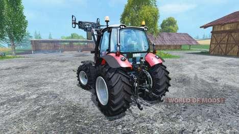 Same Fortis 190 v2.1 for Farming Simulator 2015