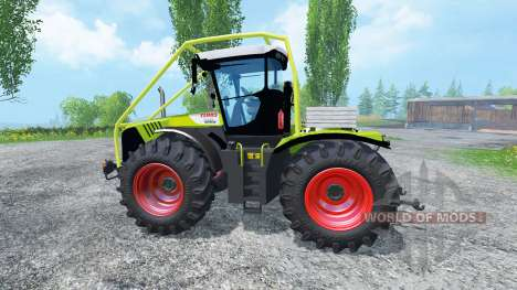 CLAAS Xerion 5000 Arceau Forestierf for Farming Simulator 2015