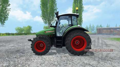Hurlimann XM 4Ti for Farming Simulator 2015