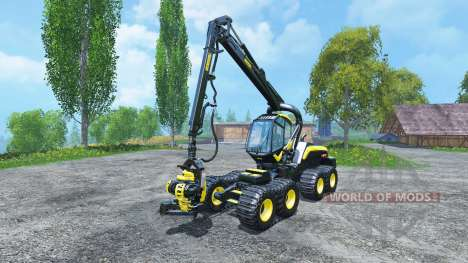 PONSSE Scorpion Potente Especial v1.1 for Farming Simulator 2015