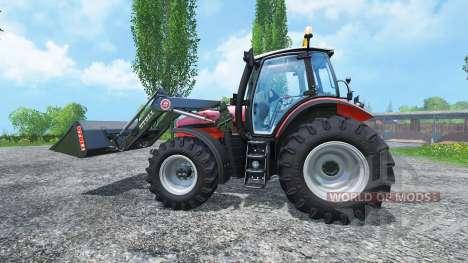 Same Fortis 190 Convoi Agricole for Farming Simulator 2015