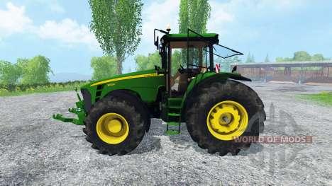John Deere 8530 v1.1 for Farming Simulator 2015