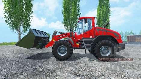 Case IH L538 FB for Farming Simulator 2015