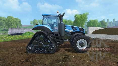 New Holland T8.435 Potente Especial v1.1 for Farming Simulator 2015