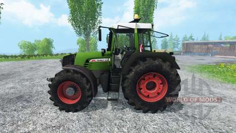 Fendt 930 Vario TMS v2.0 ploughing special for Farming Simulator 2015