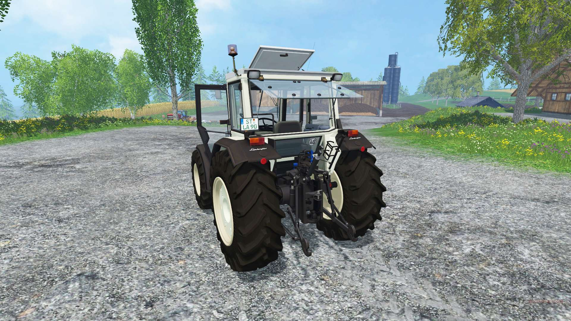Lamborghini 874-90 Grand Prix FL for Farming Simulator 2015