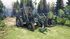 MTZ-82.1 for Spin Tires