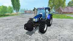 New Holland T6.160 Golden Jubilee for Farming Simulator 2015