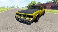 American Sedan skin3 for BeamNG Drive