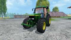 John Deere 6810 for Farming Simulator 2015