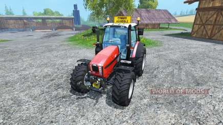 Same Fortis 190 Convoi Agricole for Farming Simulator 2015