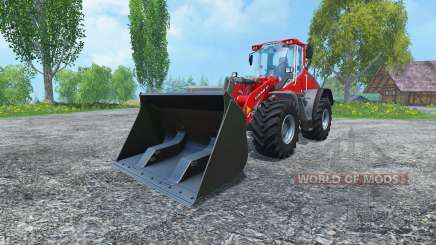 Case IH L538 FB for Farming Simulator 2015