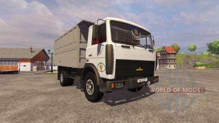 MAZ-5551 agricultural for Farming Simulator 2013