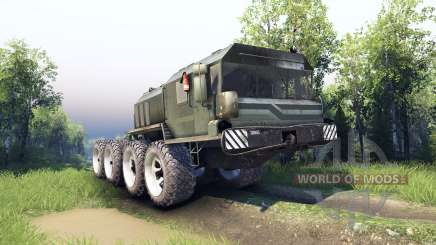Vehicles were modernized-7428 Rusich for Spin Tires