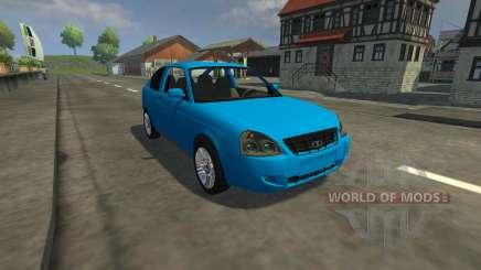 Lada Priora Coupe for Farming Simulator 2013