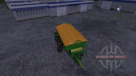 Amazone ZG-B 8200 for Farming Simulator 2015