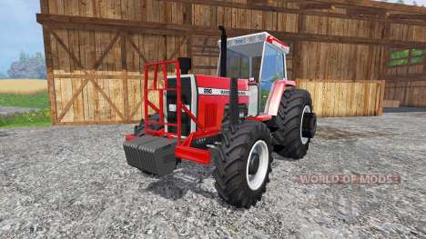 Massey Ferguson 290 for Farming Simulator 2015