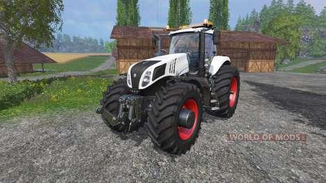New Holland T8.320 600EVO v1.4 for Farming Simulator 2015