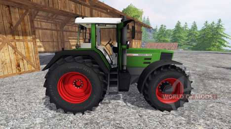 Fendt Favorit 926 Vario v0.9 for Farming Simulator 2015