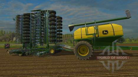 John Deere Pronto Air Seeder 12M for Farming Simulator 2015