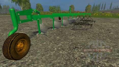 PLN 6-35 for Farming Simulator 2015