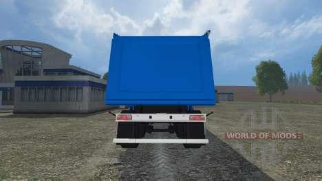 Tonar 95234-0000010 for Farming Simulator 2015
