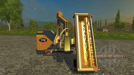 FERRI TPE Evo for Farming Simulator 2015