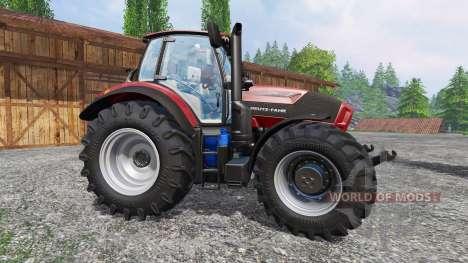 Deutz-Fahr Agrotron 7250 TTV red for Farming Simulator 2015