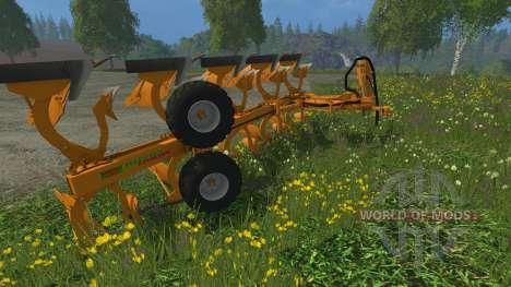 Moro Raptor PNT 20A for Farming Simulator 2015