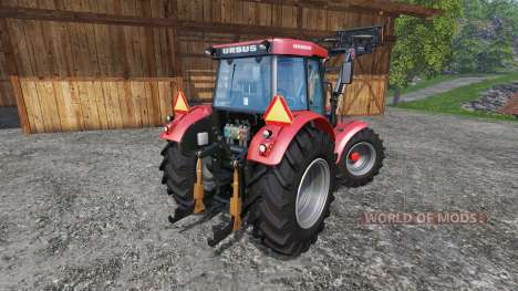 Ursus 15014 FL for Farming Simulator 2015
