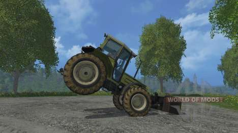 Halberg Guss 5000 for Farming Simulator 2015