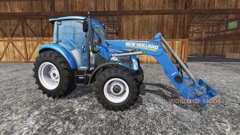 New Holland T4.115 for Farming Simulator 2015