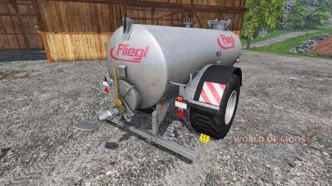 Fliegl VFW 10600 for Farming Simulator 2015
