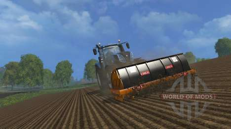 Rotoaratro Falc for Farming Simulator 2015