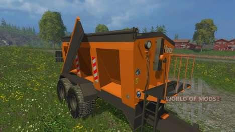 Panien PW 18-10E for Farming Simulator 2015