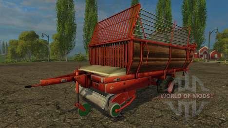 Fortschritt HTS 31.04 for Farming Simulator 2015