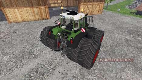 Fendt 820 Vario v3.0 for Farming Simulator 2015