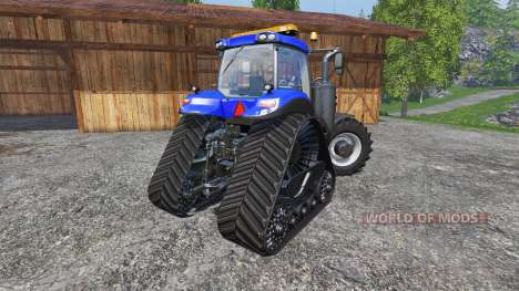 New Holland T8.435 with 200 km-h for Farming Simulator 2015