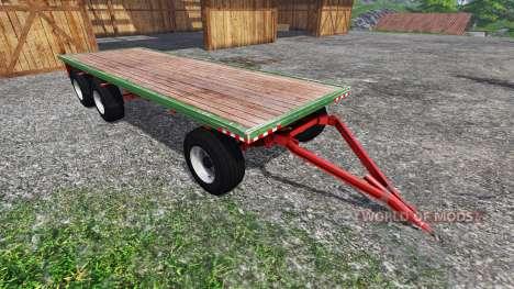 Brantner DPW 18000 for Farming Simulator 2015