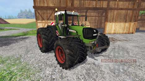 Fendt 930 Vario TMS v3.0 for Farming Simulator 2015