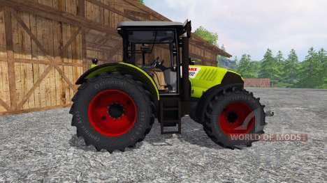 CLAAS Arion 650 v2.0 for Farming Simulator 2015