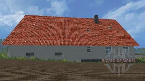 Village house for Farming Simulator 2015
