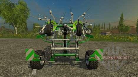 Pöttinger HIT 12.14 T S for Farming Simulator 2015