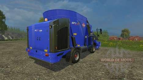 Kuhn SPV 14 Extreme for Farming Simulator 2015