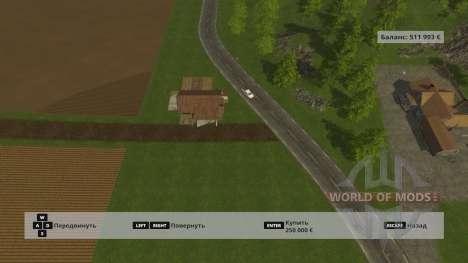 Sawmill for Farming Simulator 2015