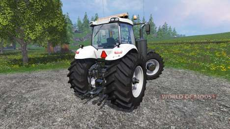 New Holland T8.320 600EVO v1.2 for Farming Simulator 2015