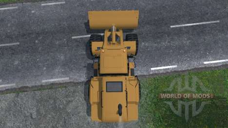 Cat 980H AWS v3 for Farming Simulator 2015