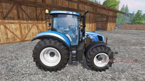 New Holland T6.160 FL for Farming Simulator 2015